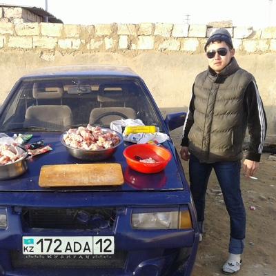 Ригбат, 29, Pavlodar