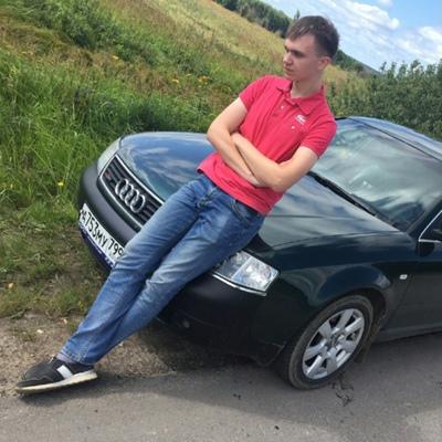 Илья, 21, Yur'yev-Pol'skiy
