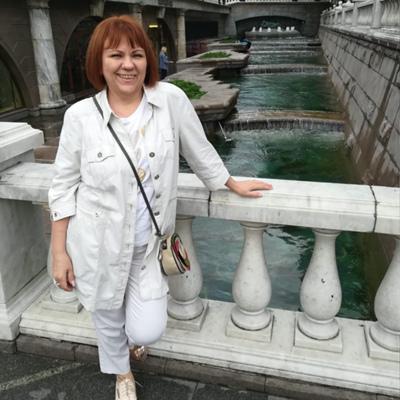 Наталья Мулина