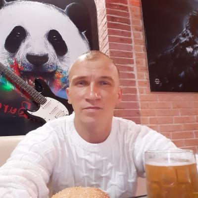 Николай, 38, Yegor'yevsk