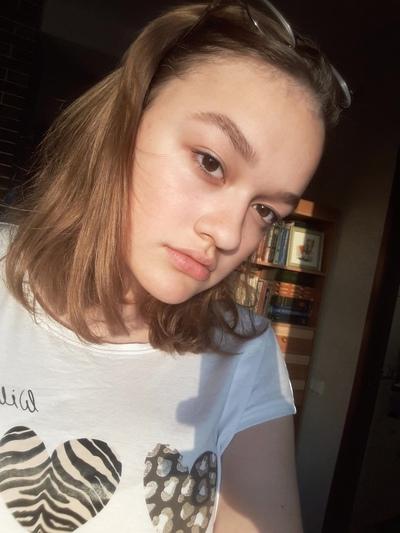 Стефания Шевелева