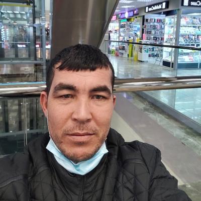 Фаррухбек Абсаматов
