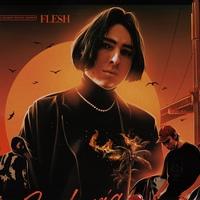 Логотип FLESH