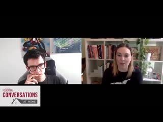 Conversations at Home with Asa Butterfield of SEX EDUCATION