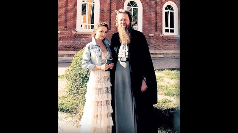Певица Максим и игумен Лука Степанов
