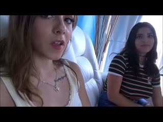 Gabriela Lopez and Dani Blu - FamilyTherapy - Step Brother & Sister Share a Girlfriend ## POV threesome brunette teen incest c4s