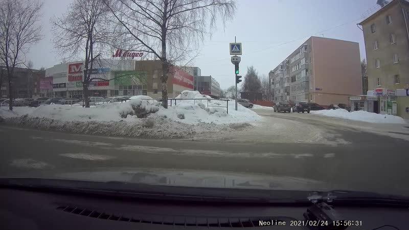 Одностороннее движение площадь Чайковского