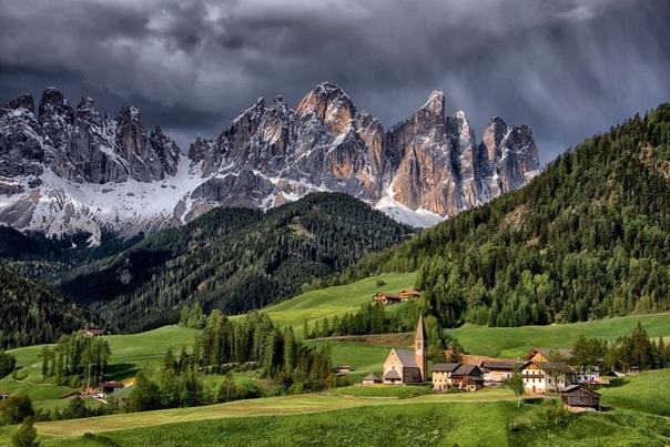 Красивые места планеты: туризм