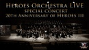 Heroes Orchestra LIVE CONCERT - 20th anniversary of Heroes III (part 2 2)