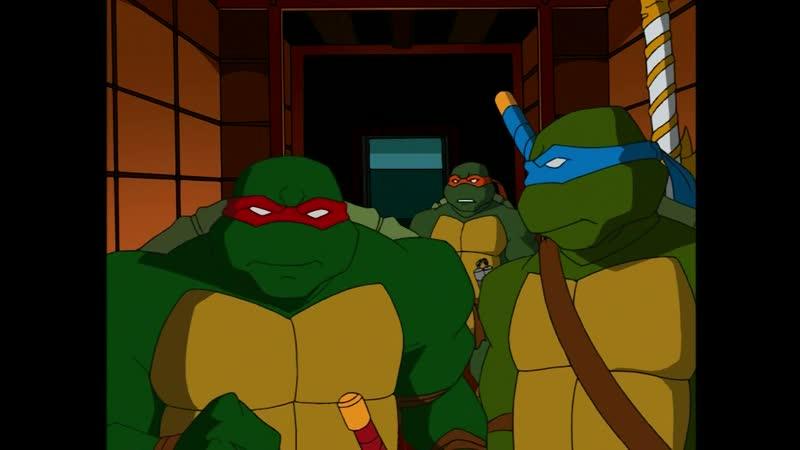 Черепашки Ниндзя 1 сезон 22 серия Teenage Mutant Ninja Turtles 2003 Flarrow Films Русская озвучка