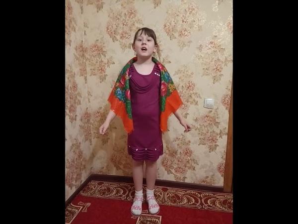 Серикова Татьяна Красногвардейская ДШИ