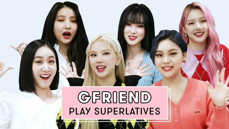 201219 GFRIEND Reveals Who Smells The Best, Whos The Sweetest And More! | Superlatives | Seventeen