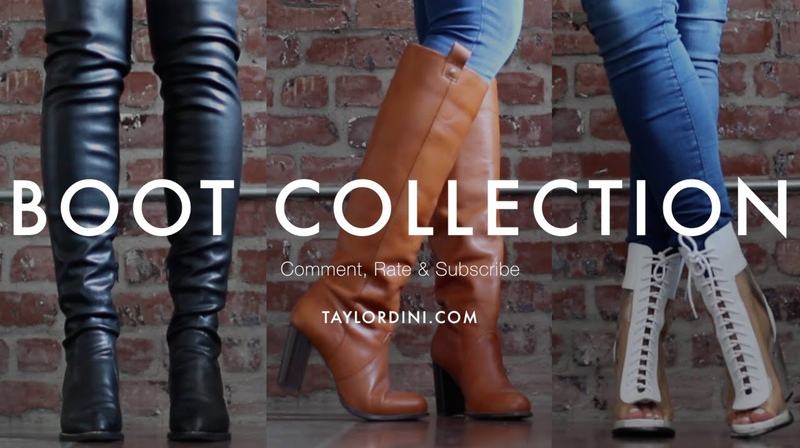 Boot Collection Taylor Dini