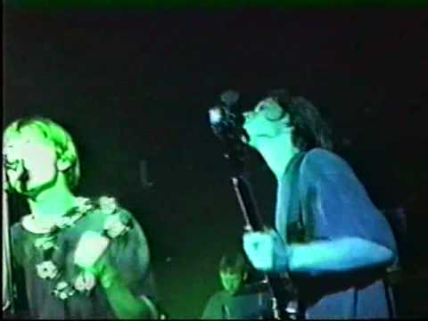 Blur 02 There's No Other Way Live in The Princess Charlotte Leicester England 23 10 1990