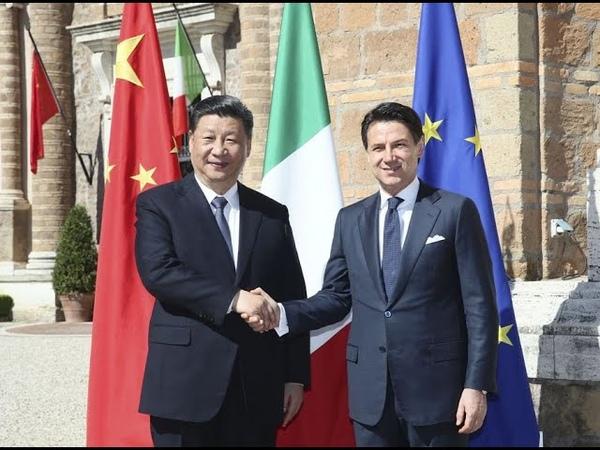 MaP 327 Z Číny do Itálie míří letadly další pomoc Babiš neumí vyřídit ani letové povolení do Číny