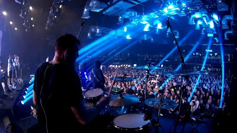 Нейромонах Феофан Пасынок Правил Live Drumcam СПб 2019 Тур Десять