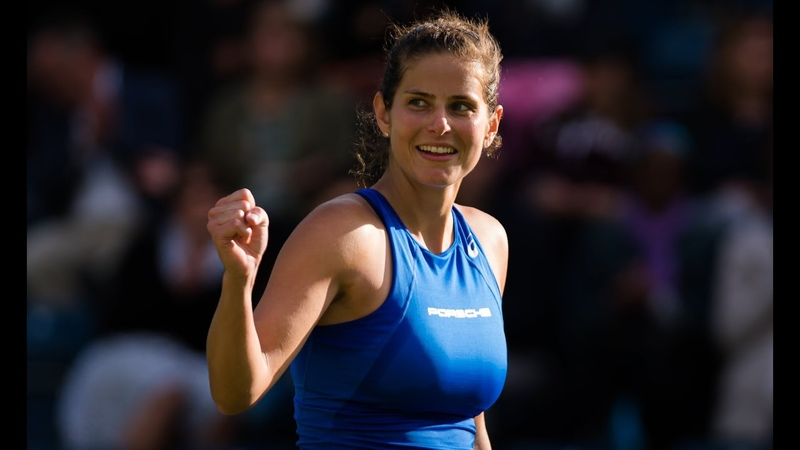 My Tournament Diary Julia Goerges at the 2019 Nature Valley Classic
