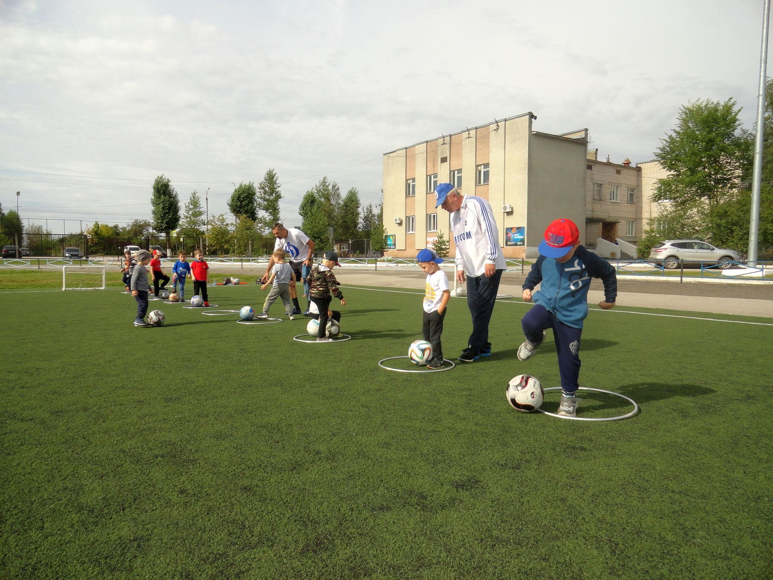 Футбольная школа мастерства Ковров