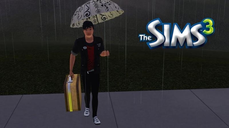 The Sims 3 67 Заканчиваем универ