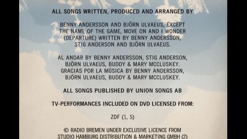 Abba Album 2007 4