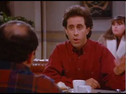 Seinfeld George's Plan The Switch
