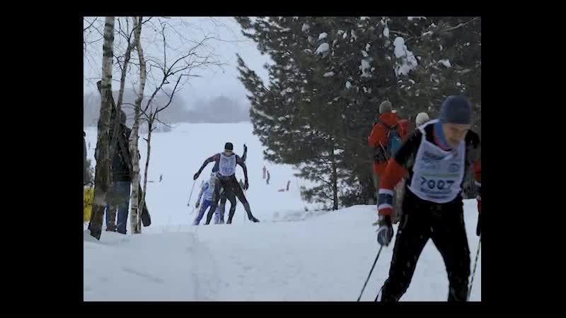 Протвино принимал региональный этап 39 й открытой гонки Лыжня России