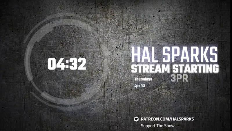 Hal Sparks Livestream Rand Paul Bearers