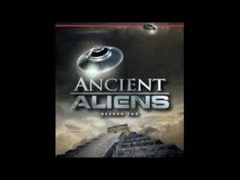 History Channel Древние пришельцы 2010 Ancient Aliens 2 сезон