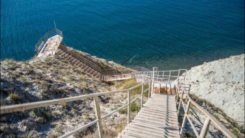Анапа Су Псех 800 ступенек к морю пляж Прокатились на воздушном шаре супер вид Папа Может